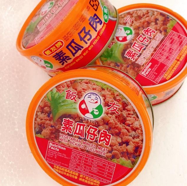 Image Vege Minced Meat 饭友 - 瓜仔肉 150grams