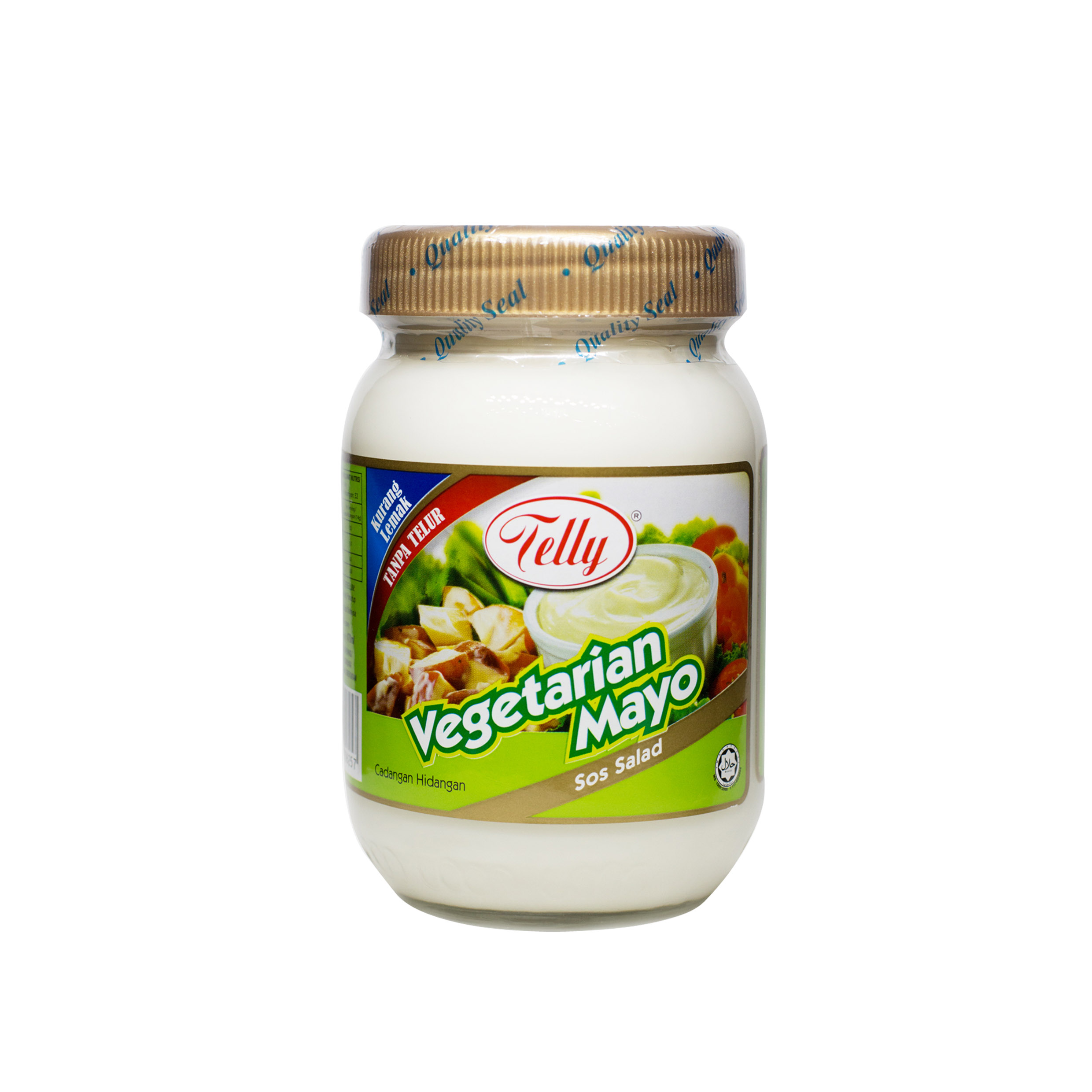 Image Telly Mayo Sos Salad Telly - 沙律 230ml