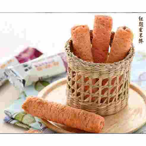 Image Red Yeast Energy Rice Roll 红鞠能量玄米捲 160 grams