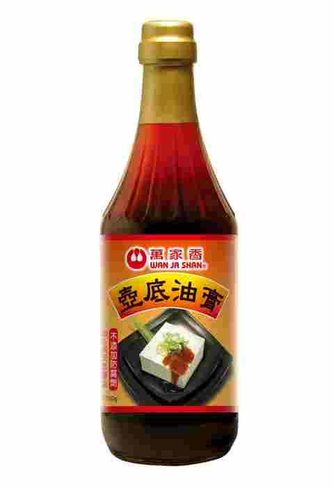Image Soy sauce paste 萬家香-壶底油膏 700grams