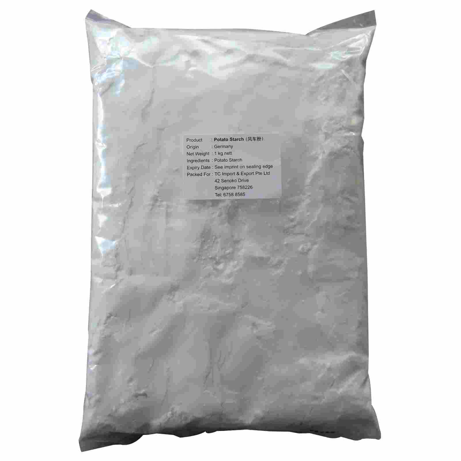 Image Windmill Potato Starch 善缘 - 风车粉 1000grams