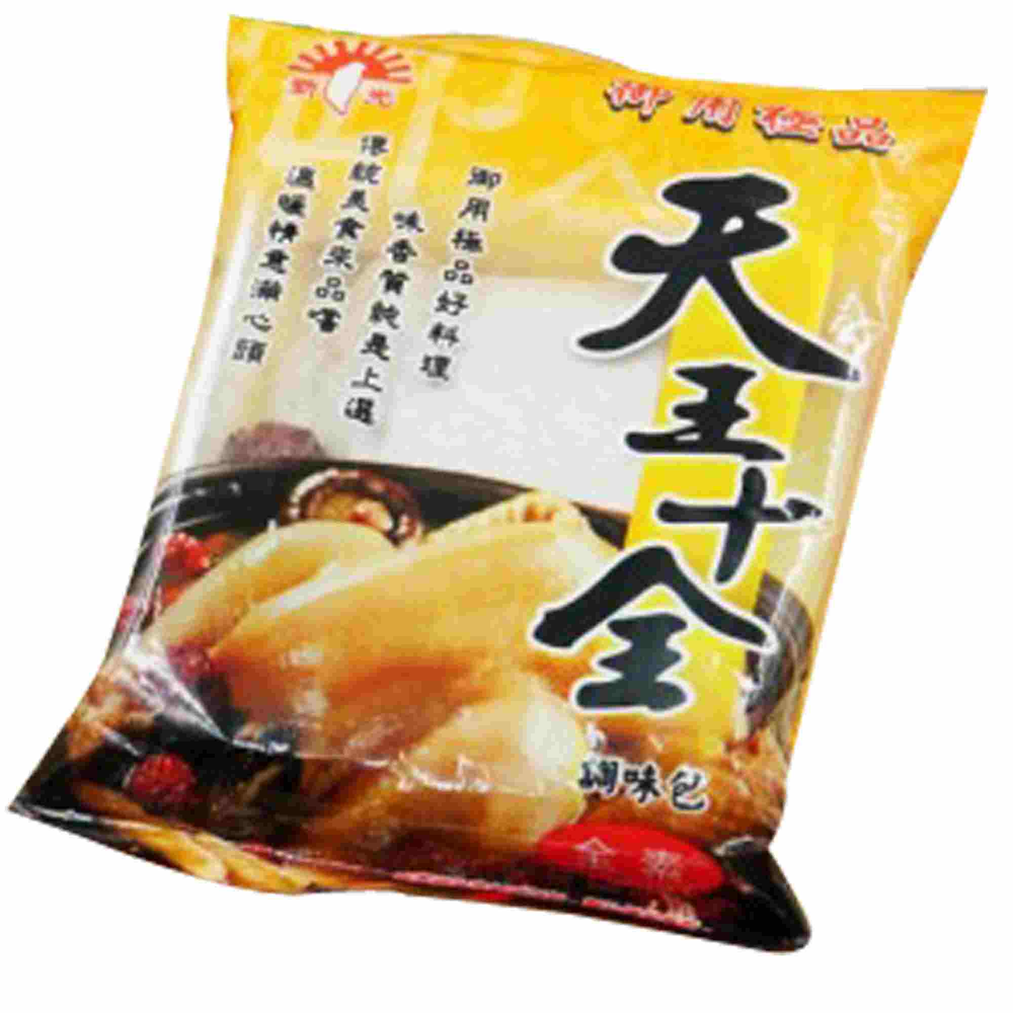 Image hsin kuang Herbal Heavenly Kings perfect herbal soup Tian Wang Shi Quan 新光 - 天王十全 60grams
