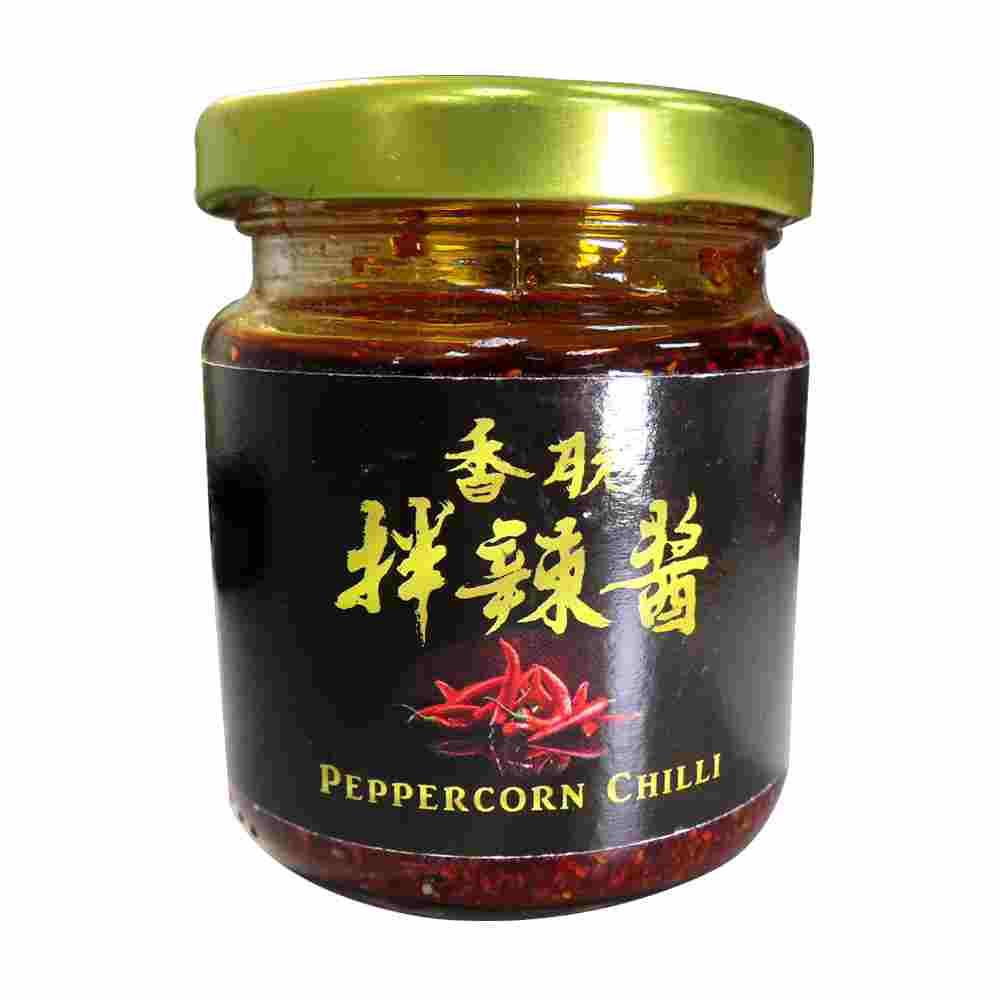 Image Peppercom Chilli 香脆拌辣酱150g