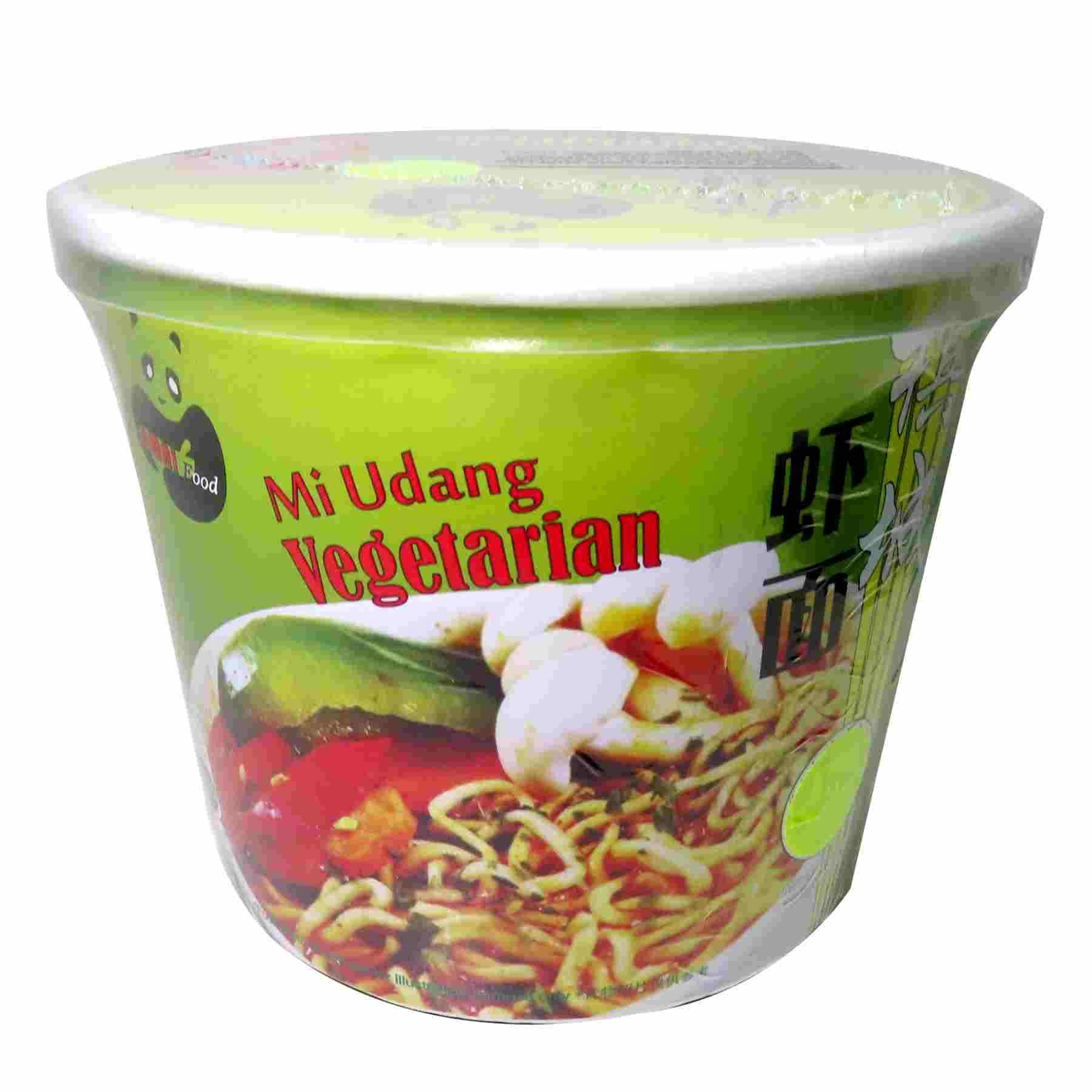 Image Omai Prawn Cup Noodle 槟城虾面 (杯) 95grams