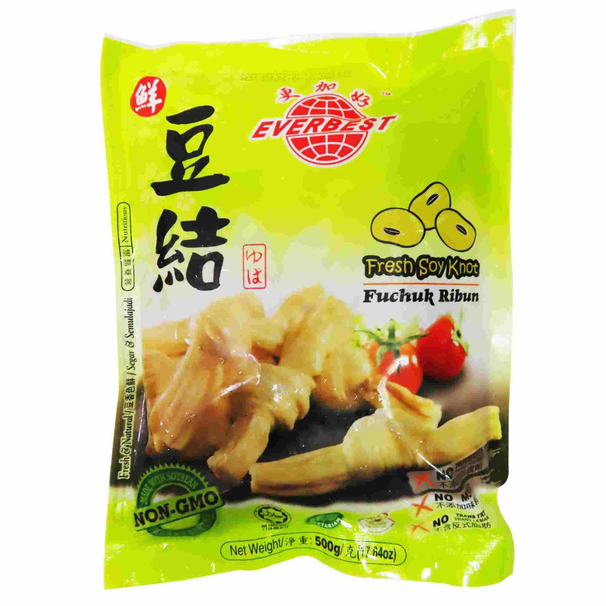 Image Fresh Soy Knot 更加好- 豆结 500 grams