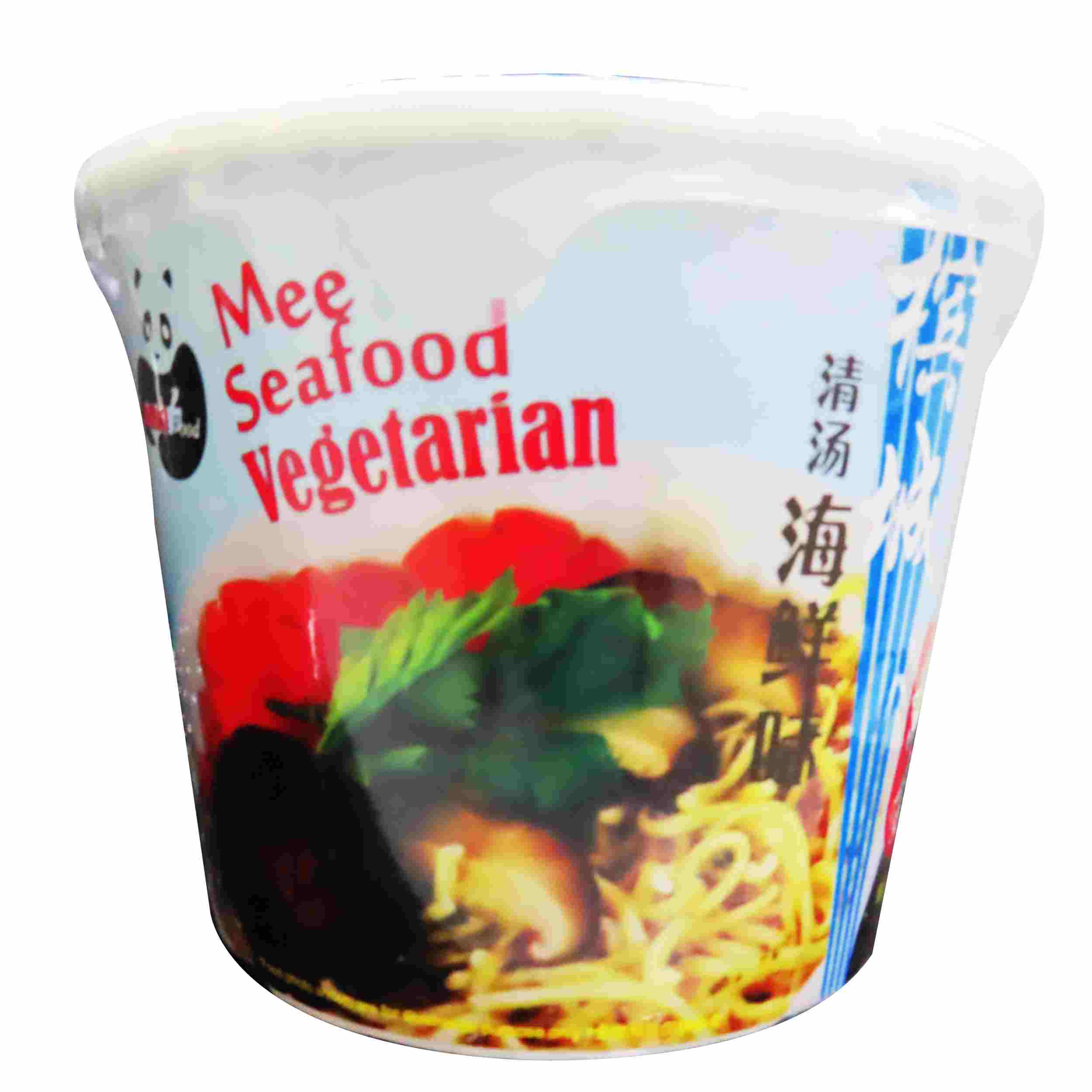 Image Omai Seafood Cup Noodle 槟城清汤海鲜味杯面 95grams