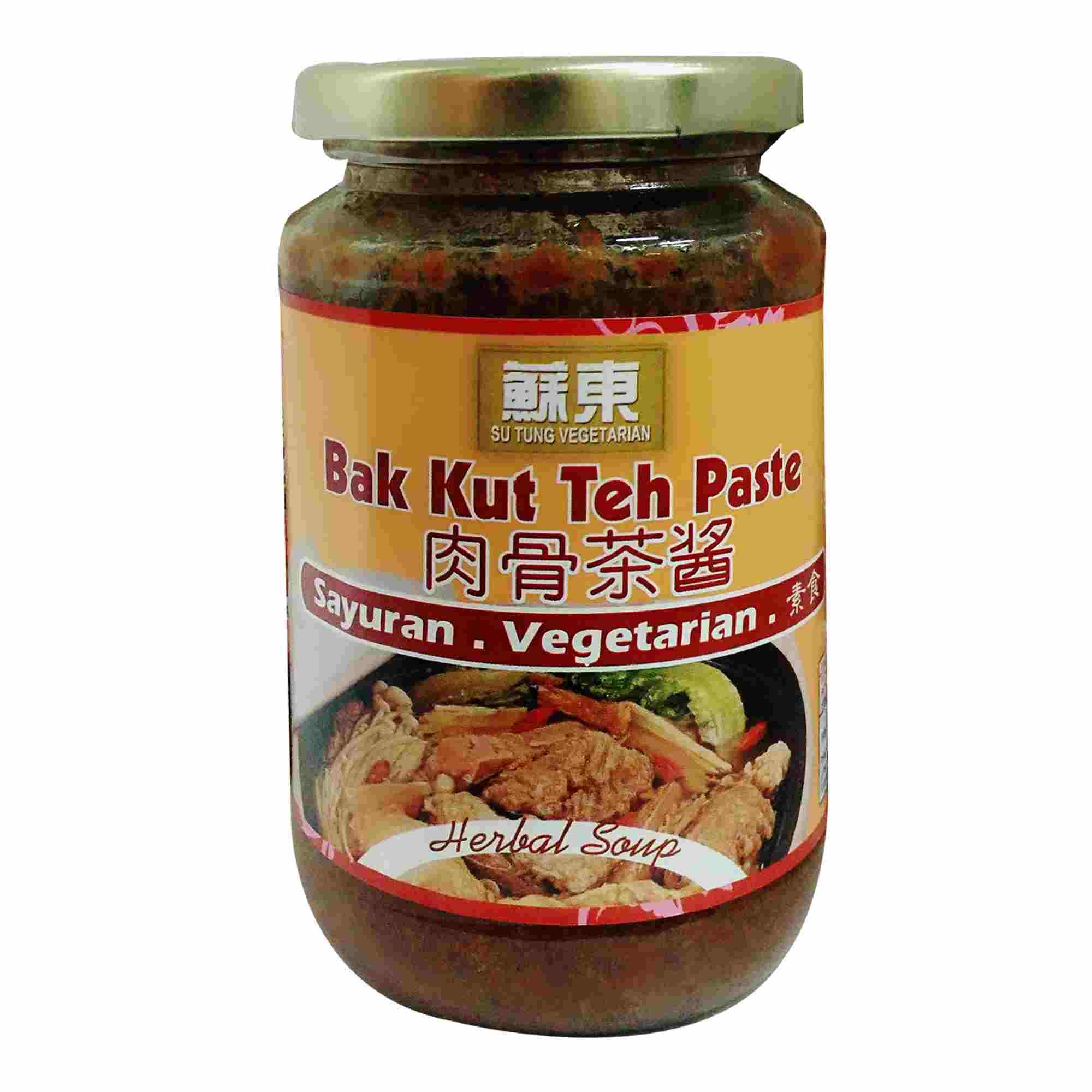 Image Bak Kut Teh 苏东 - 肉骨茶酱 380 grams