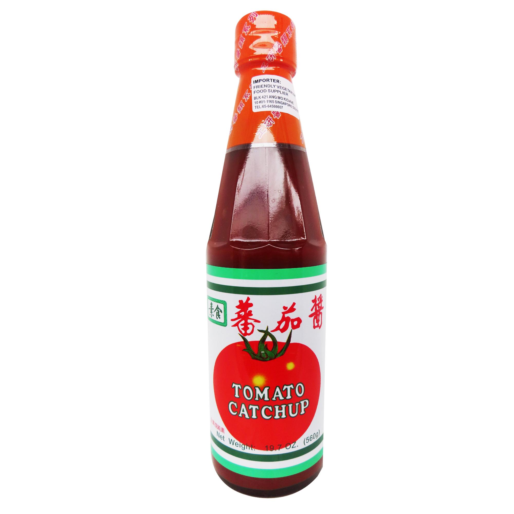 Image Tomato Catchup Ketchup 工研 - 番茄酱(大) 560grams