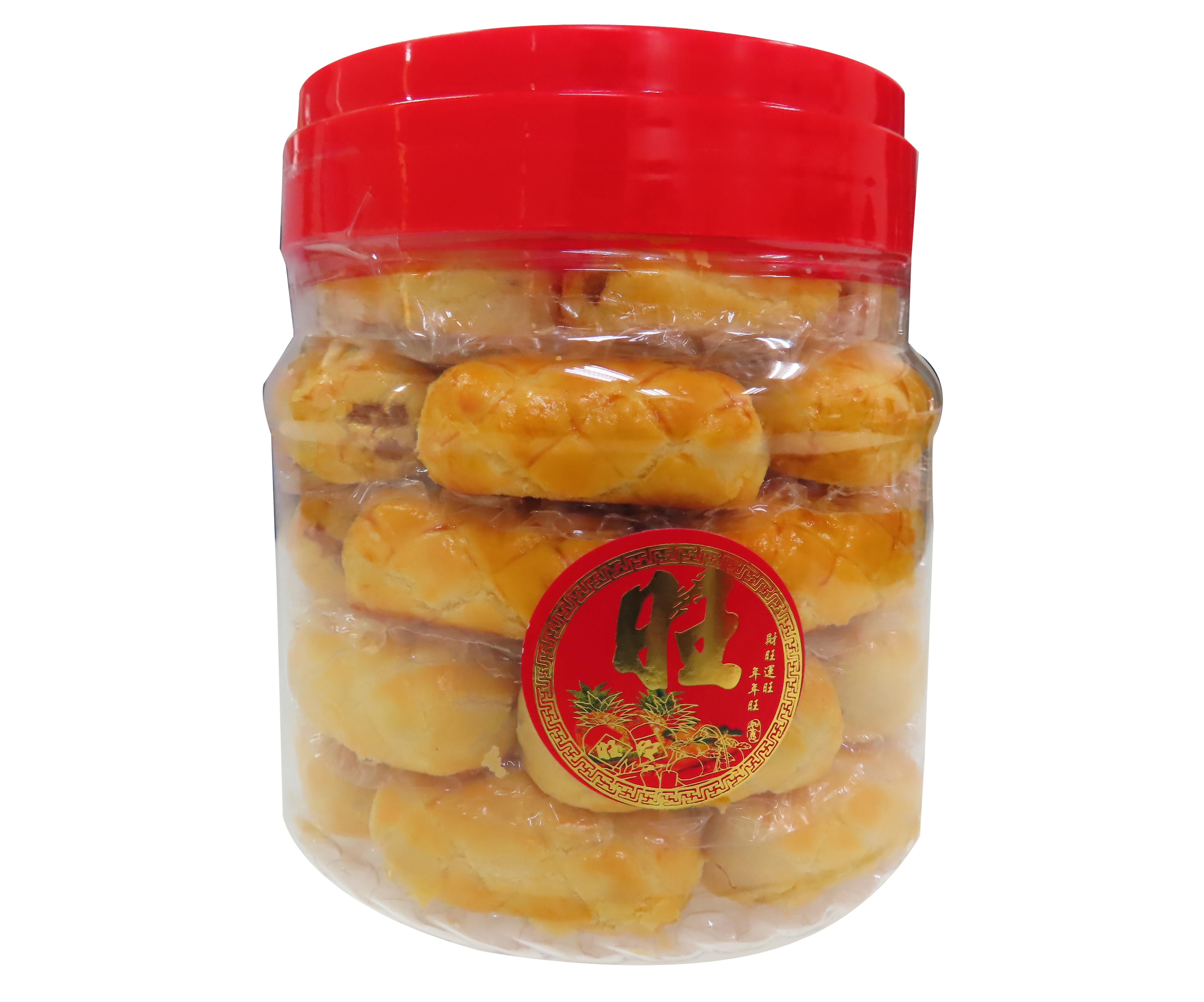 Image Pineapple Tart Pineapple tarts A13 高级金條酥(蛋素) 350g