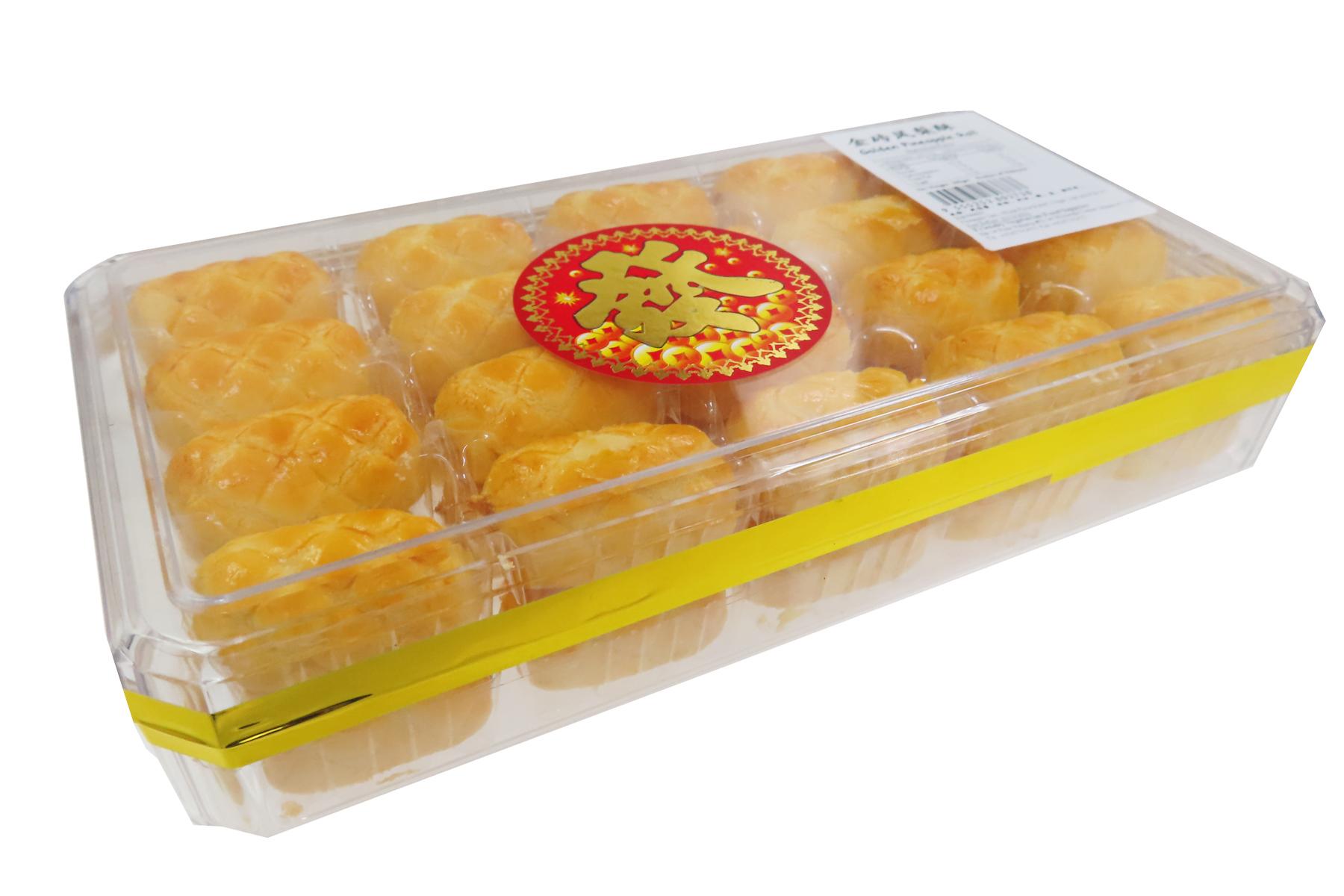 Image Pineapple Roll  花型金條酥/凤梨酥 360grams