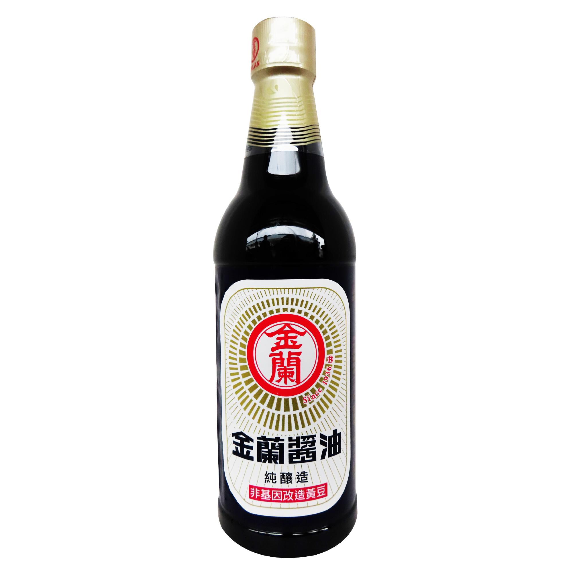 Image Kim Lan Soy Sauce 金兰-醬油 590 grams