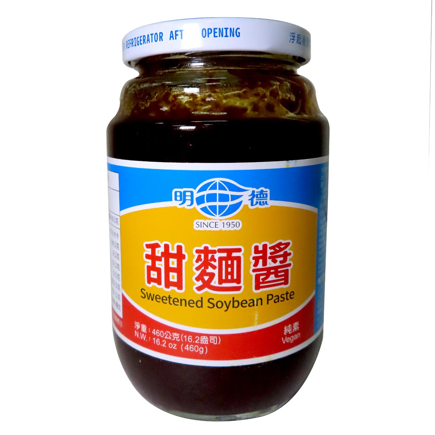 Image Sweetened Soybean Paste 明德 - 甜面酱 460grams