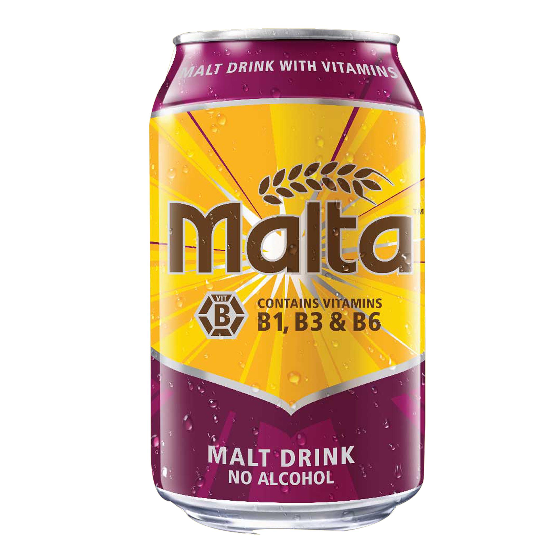 Image Malta Can Malta - 麦芽精 320ml