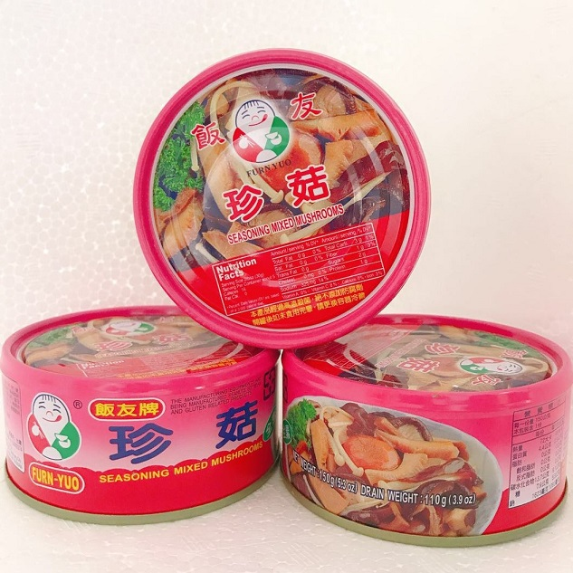 Image Mix Mushroom 饭友 - 珍菇 150grams