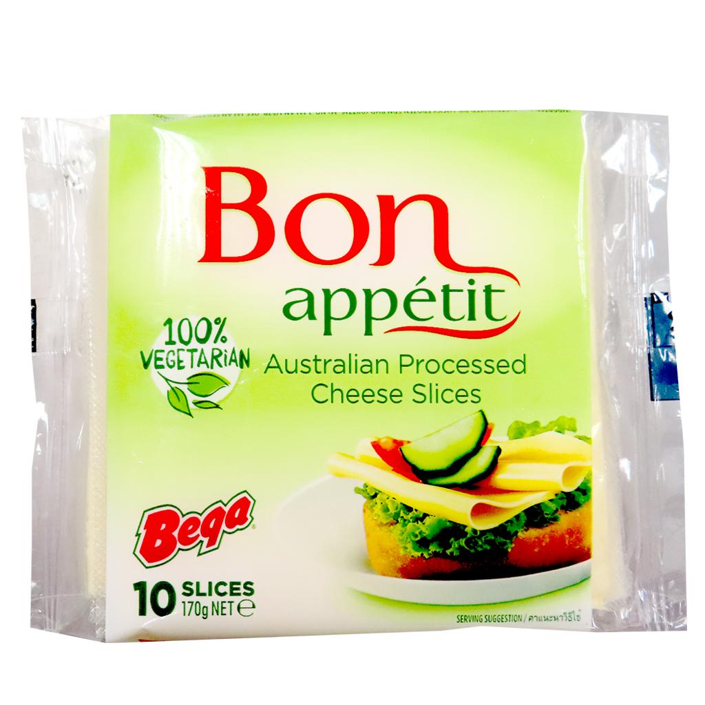 Image Bon Processed Cheese Slice BON-芝士 170 grams