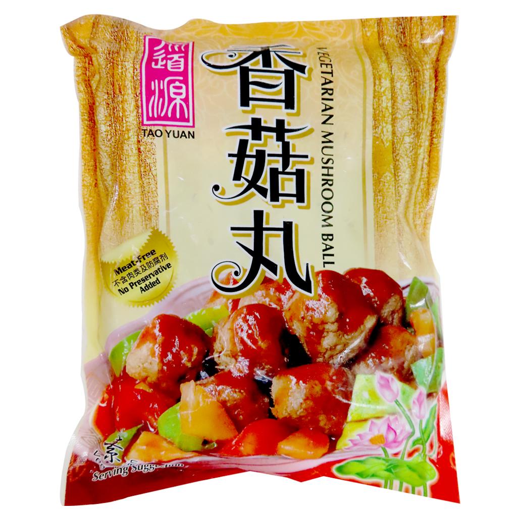 Image Taoyuan Mushroom Ball 道源-香菇丸 500 grams