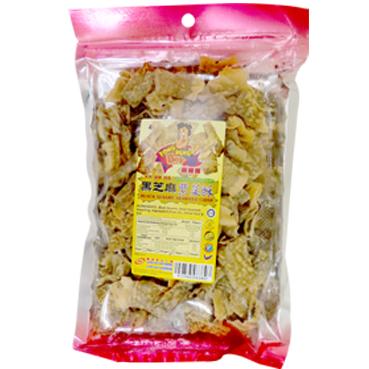 Image Black Sesame Seaweed Crisp 辉隆 - 黑芝麻紫菜酥130grams