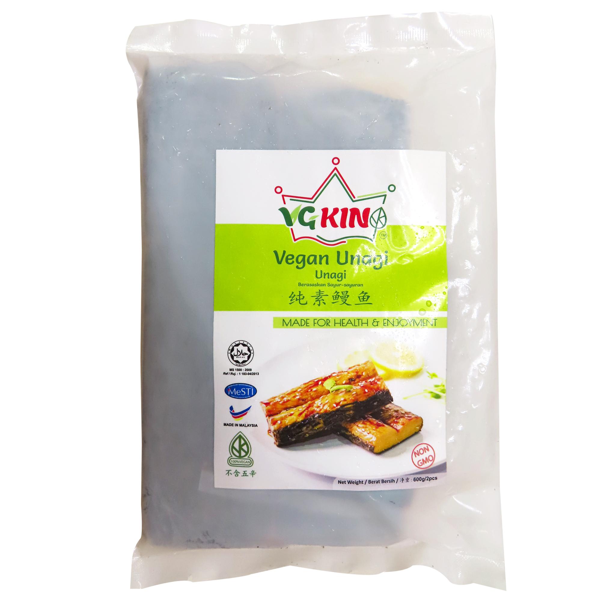 Image VGKing Vegan Unagi 纯素鳗鱼 600grams