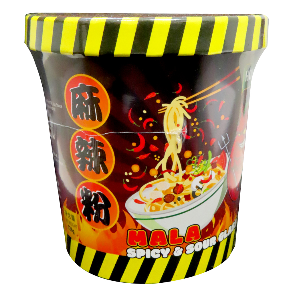 Image Homey Mala Spicy & Soup Glass Noodle 麻辣粉 126grams