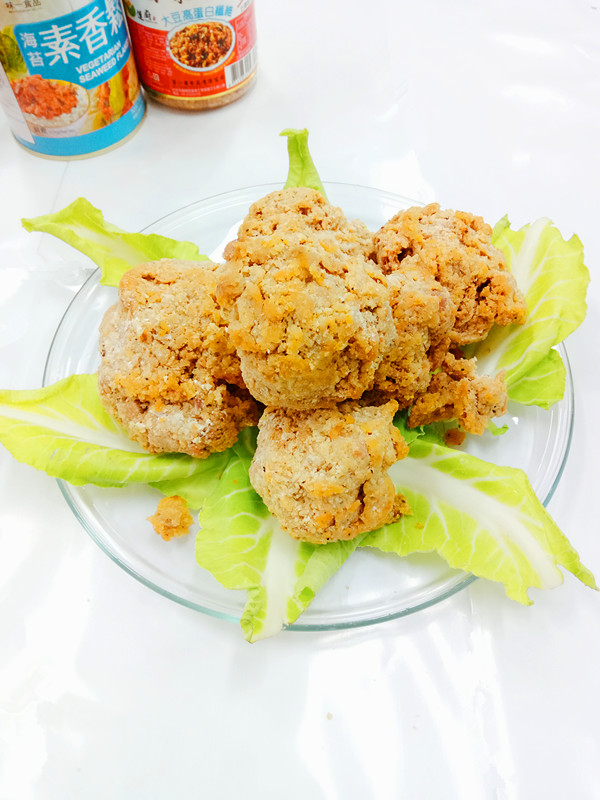 Image Greenfarm Fried Chicken taste Popcorn Chicken 田园-香脆炸鸡 800grams