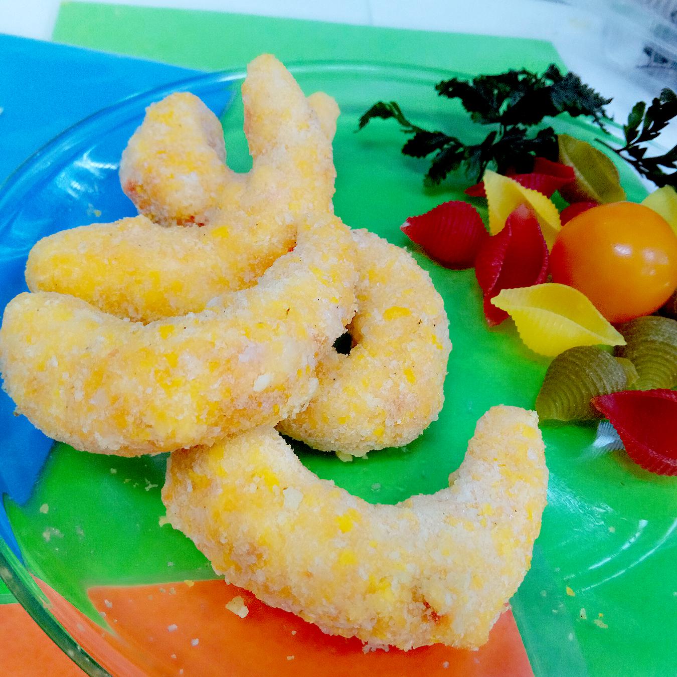 Image Vegan Lemon Shrimp 诚信 - 柠檬虾 500grams