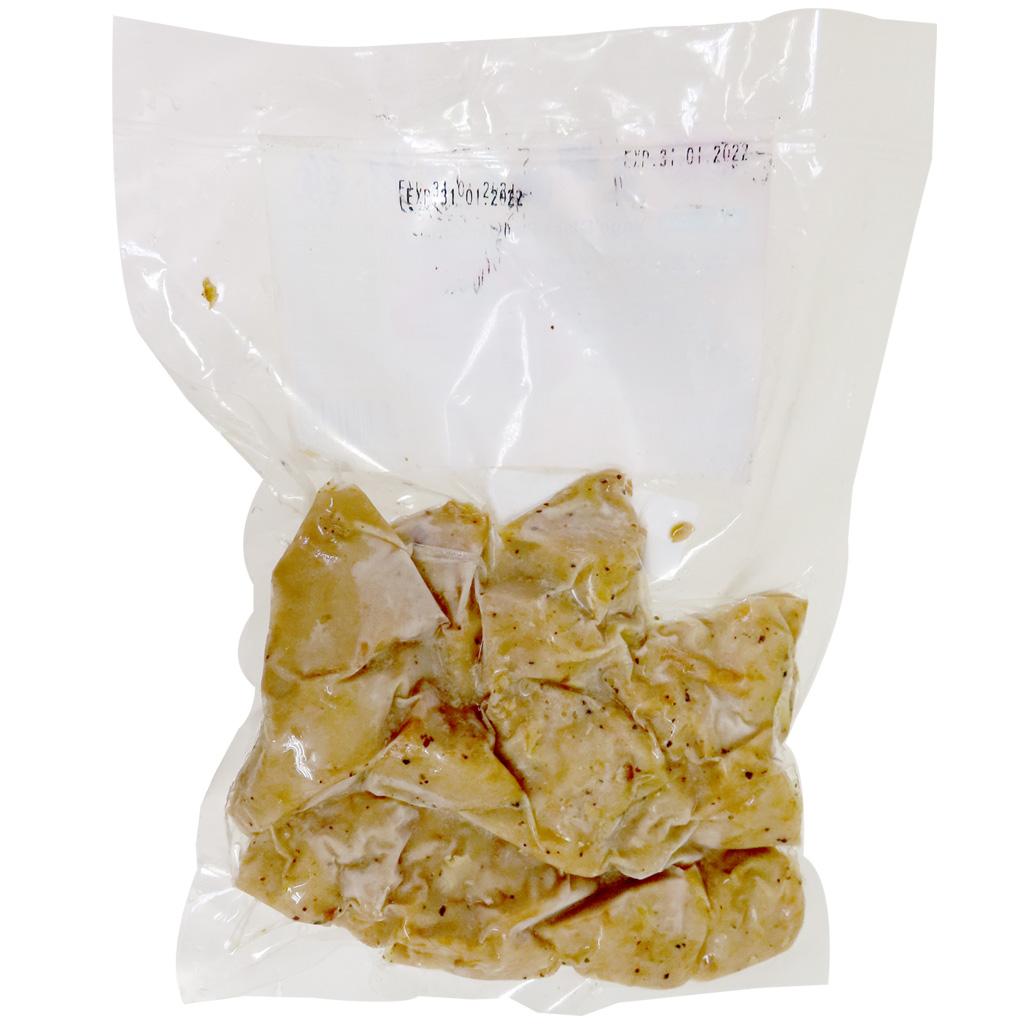 Image Vege Black Pepper Chicken 谷统-黑胡椒三杯鸡 300 grams
