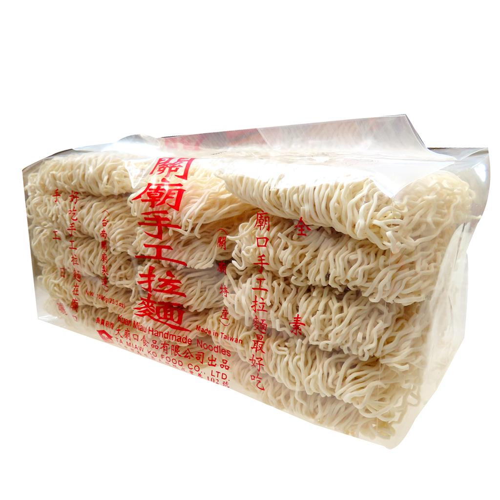 Image Guan Miao Ramen 大庙口 - 關廟麵 关庙手工拉面 1000grams