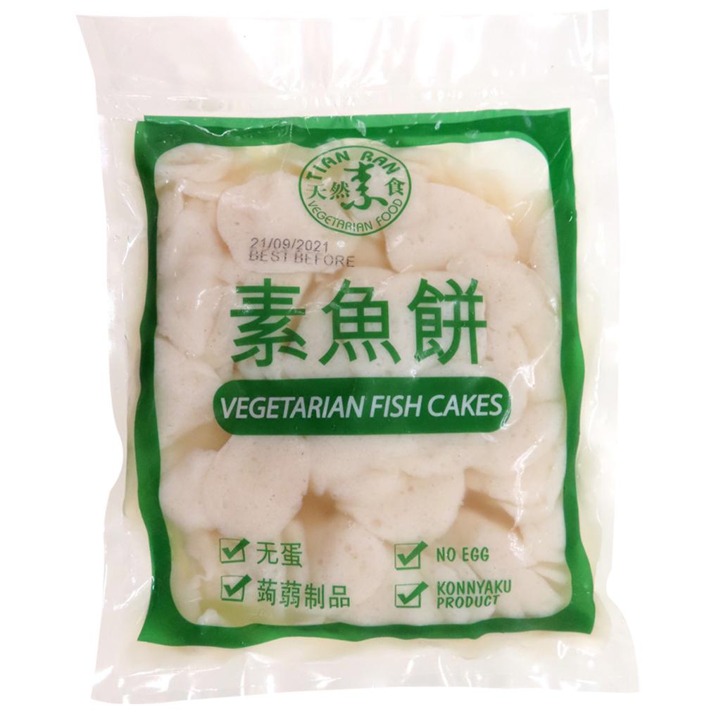 Image Tianran Vegetarian Sliced Fishcakes 天然-素食切鱼饼 500grams