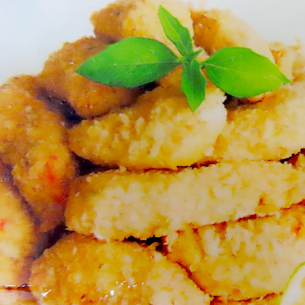 Image Lemon Chicken Roll 儒慧 - 香酥泰式柠檬鸡卷酥 340grams