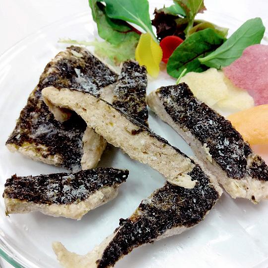 Image Fragrant Fish Slice 益达兴-香鱼片 500grams