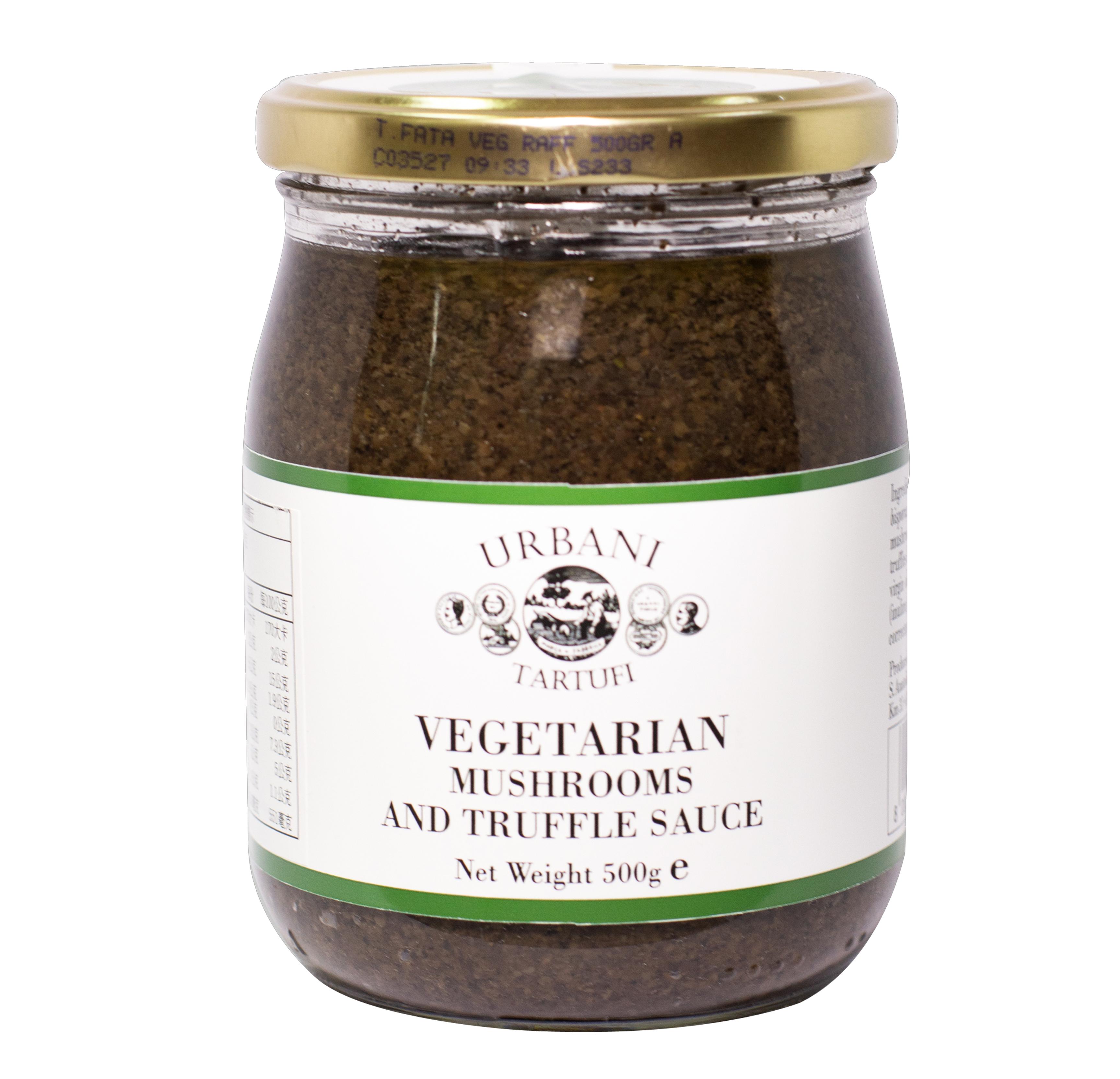 Image Urbani Vegetarian mushrooms and truffle sauce 松露酱 500grams