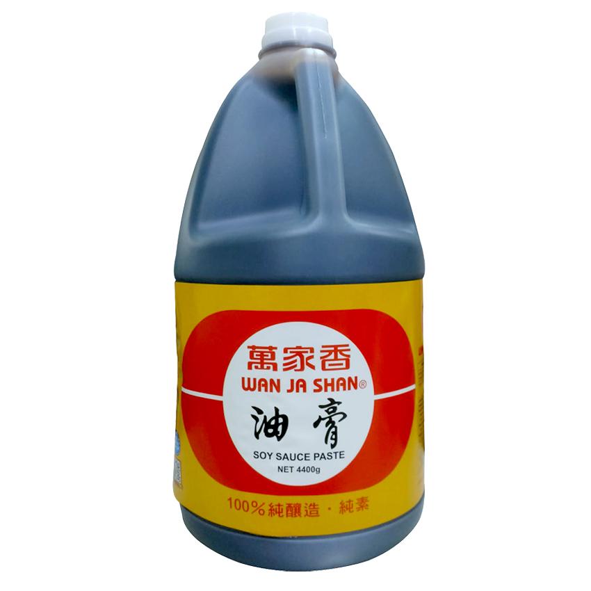 Image Soy Sauce Paste  万家香 - 油膏 (大) 4400ML